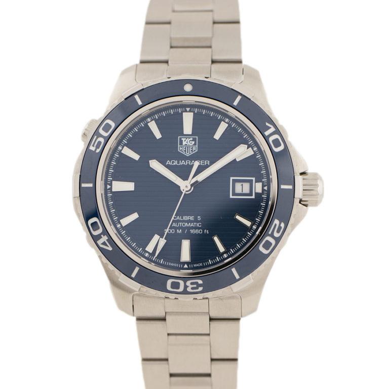 WAK2111.BA0830 Aquaracer 500m Caribre 5