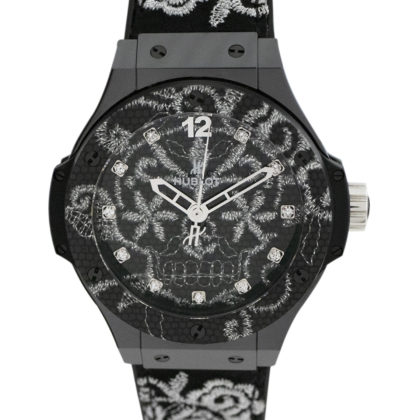 343.CS.6570.NR.BSK16 Big Bang Broderie Limited Edition 200pcs