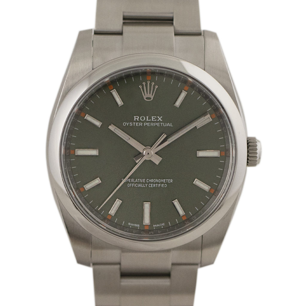 114200 Oyster Perpetual