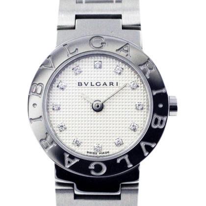 BB23SS BVLGARI BVLGARI 12diamond