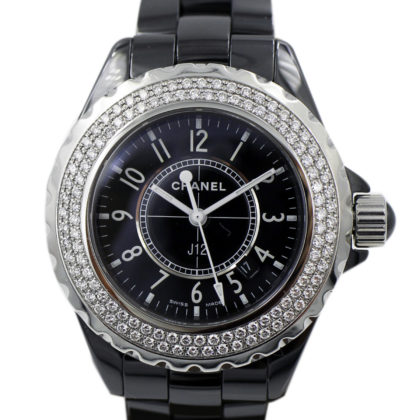 H0949 J12 diamond bezel