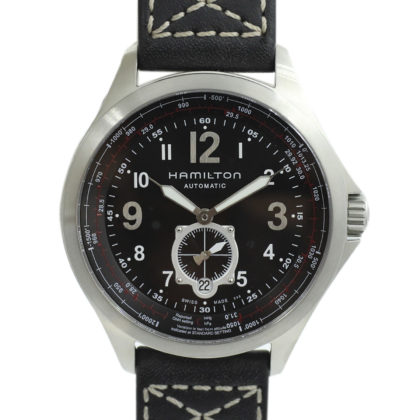 Hamilton H76655733 Khaki Aviation