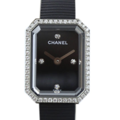 H2434  Premiere diamond bezel
