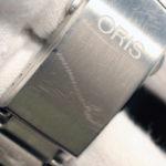 Oris 733 7730 4154M Aquis Date