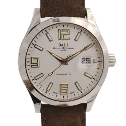 Ball Watch NM2026C-L4CAJ-SL  Engineer II Pioneer