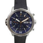 IW376805 Aquatimer Chronograph Expedition Jacques-Yves Cousteau