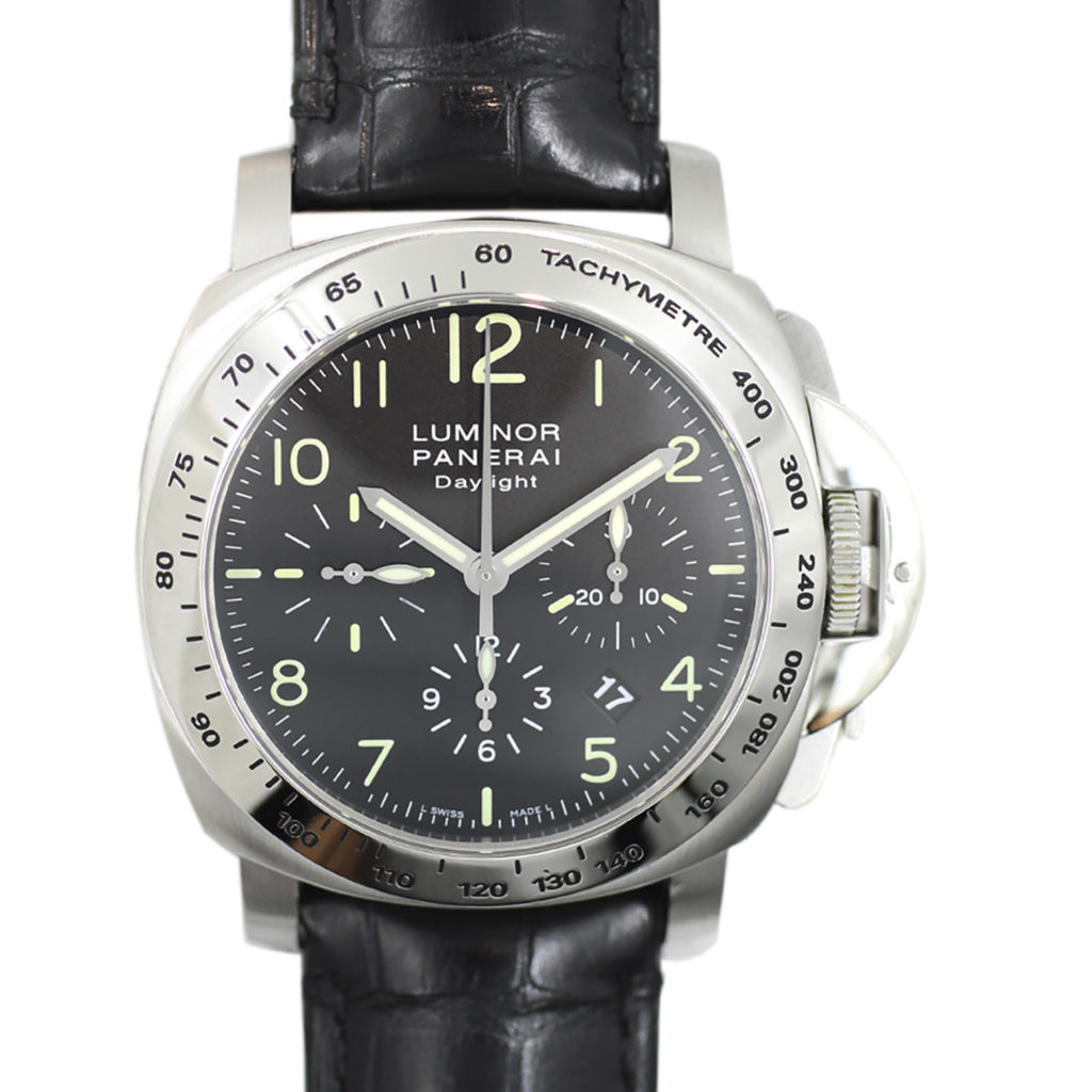 PAM00196 Luminor Chronograph Daylight