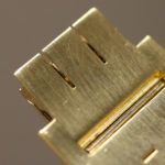 91541C5 Square lapis dial