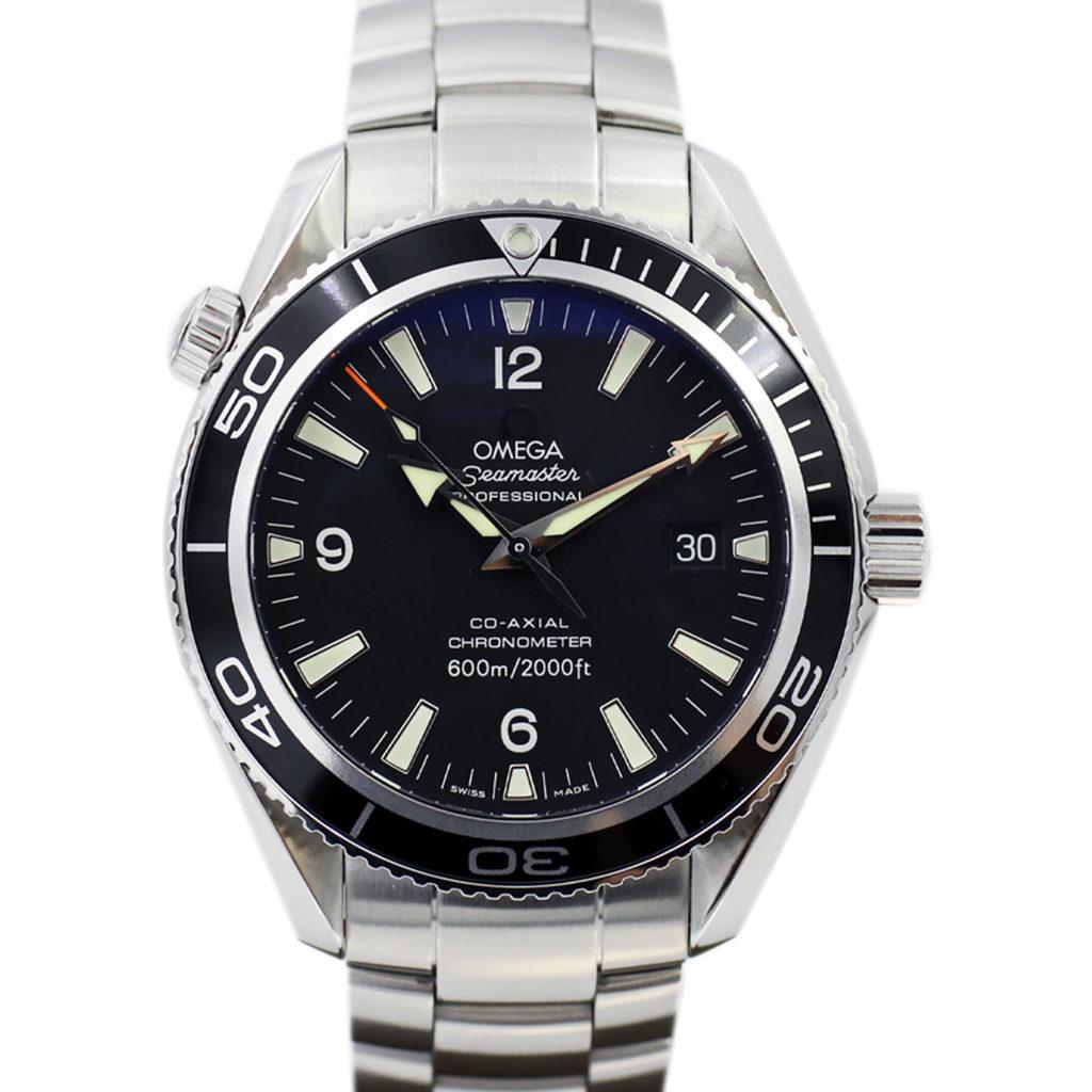 2201.50 Seamaster Planet Ocean Co-Axial