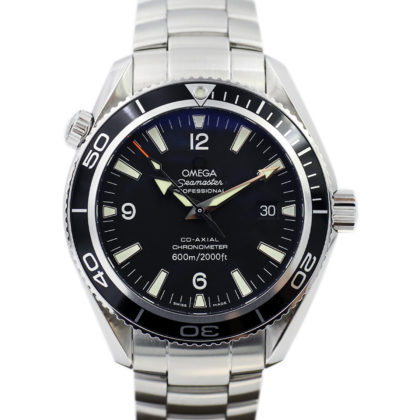 2201.50 Seamaster Planet Ocean Co-Axial