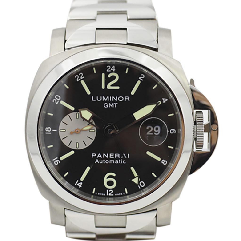 PAM00161  Luminor GMT