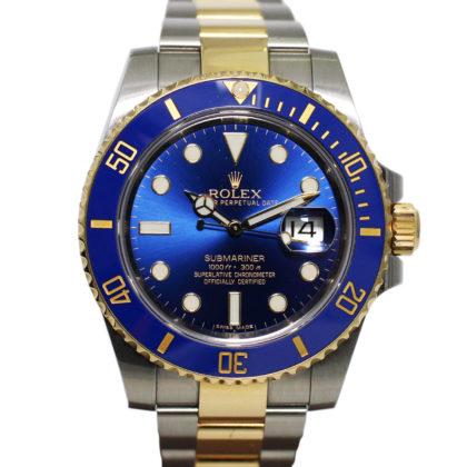 116613LB Submariner Date