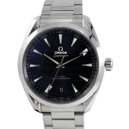 220.10.41.21.03.004 Seamaster Co-Axial Aqua Terra Master Chronometer 150M