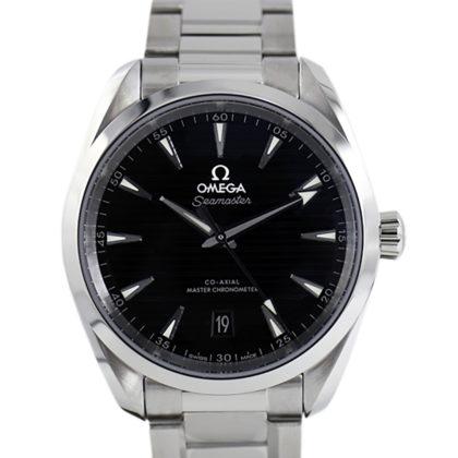 220.10.38.20.01.001 Seamaster Co-Axial Aqua Terra Master Chronometer 150M