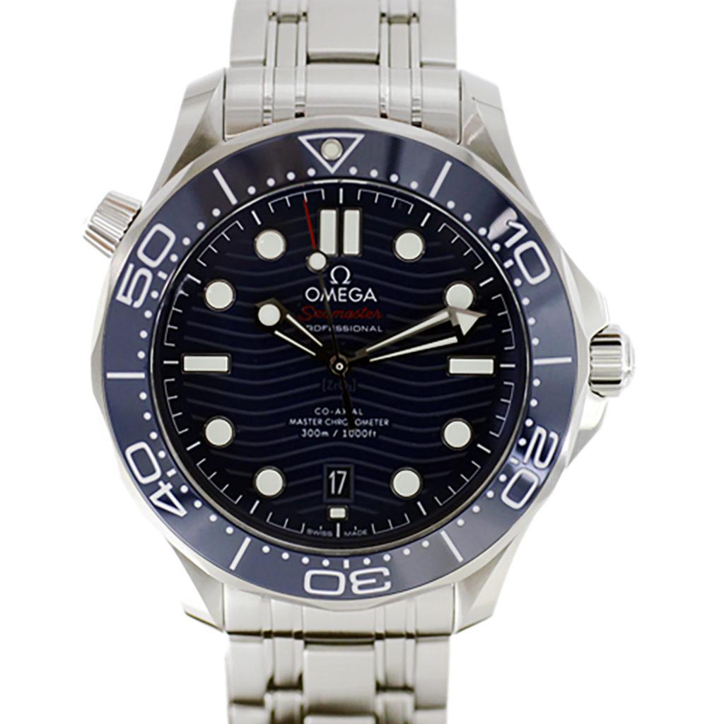 210.30.42.20.03.001 海馬Diver 300m Co-Axial Master Chronograph系列