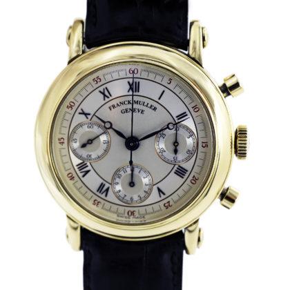 7000CC Round chronograph