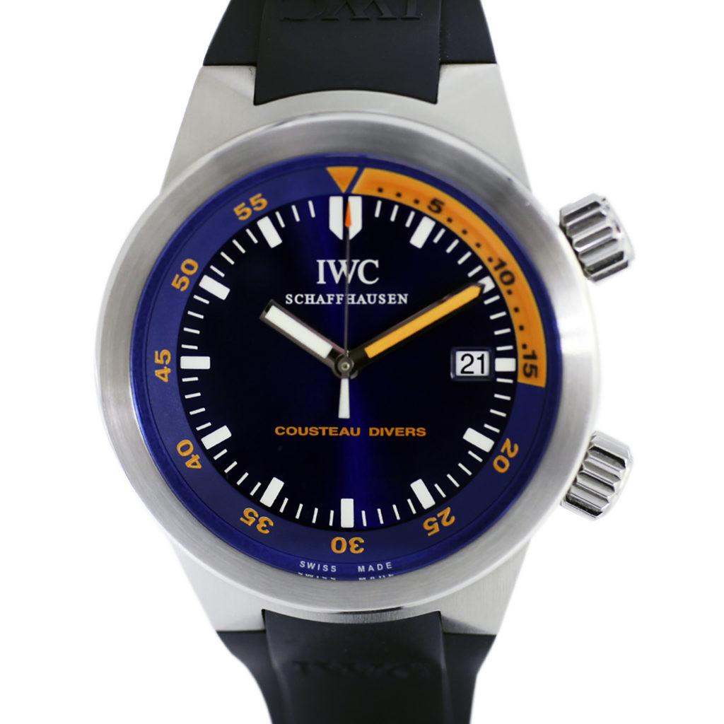 IW354806 Aquatimer Cousteau Divers Limited 1953 pcs