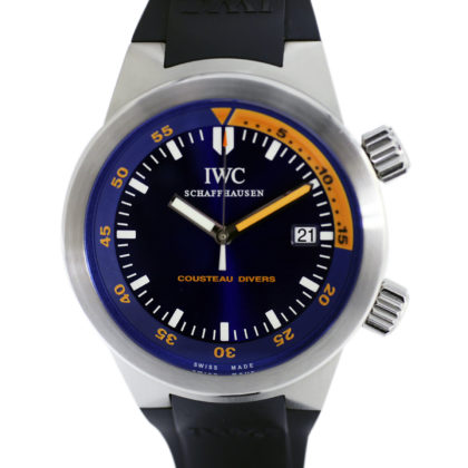 IW354806 Aquatimer Cousteau Divers 世界限定1953支