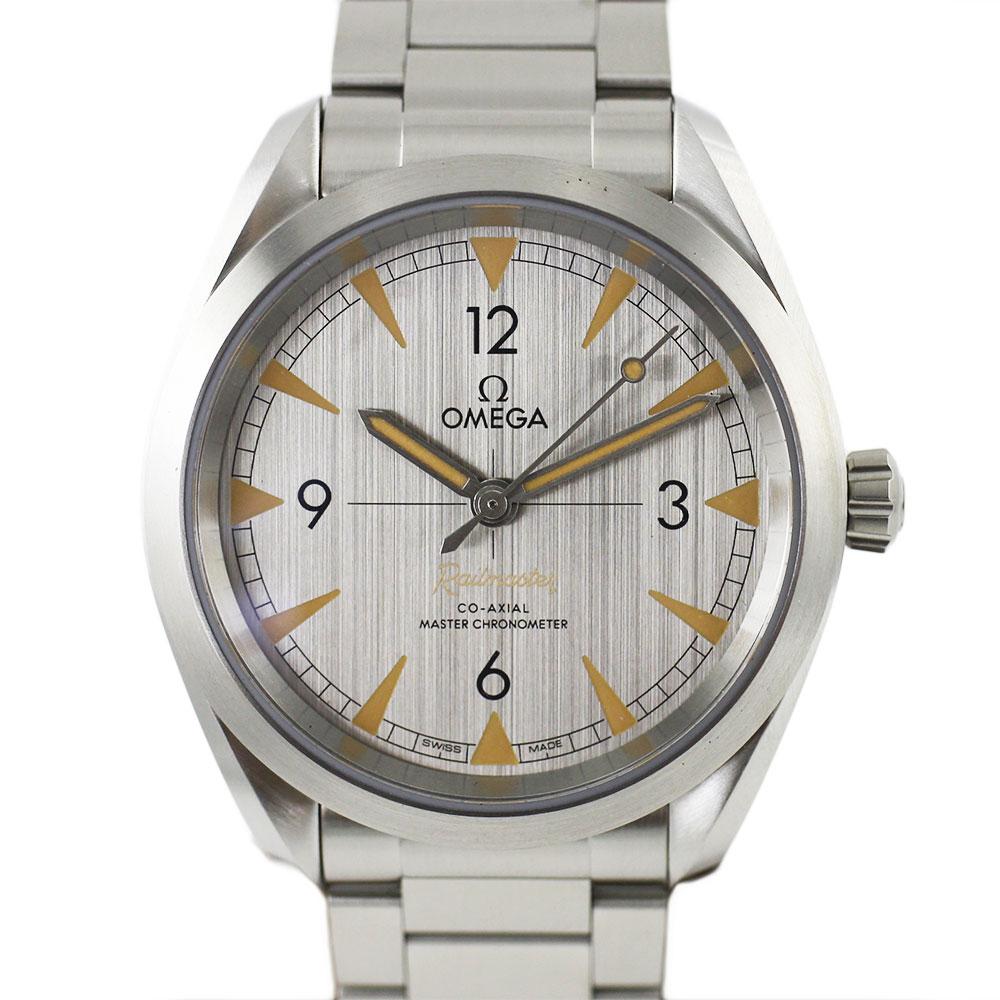 220.10.40.20.06.001 Seamaster Railmaster Co-Axial Master Chronometer