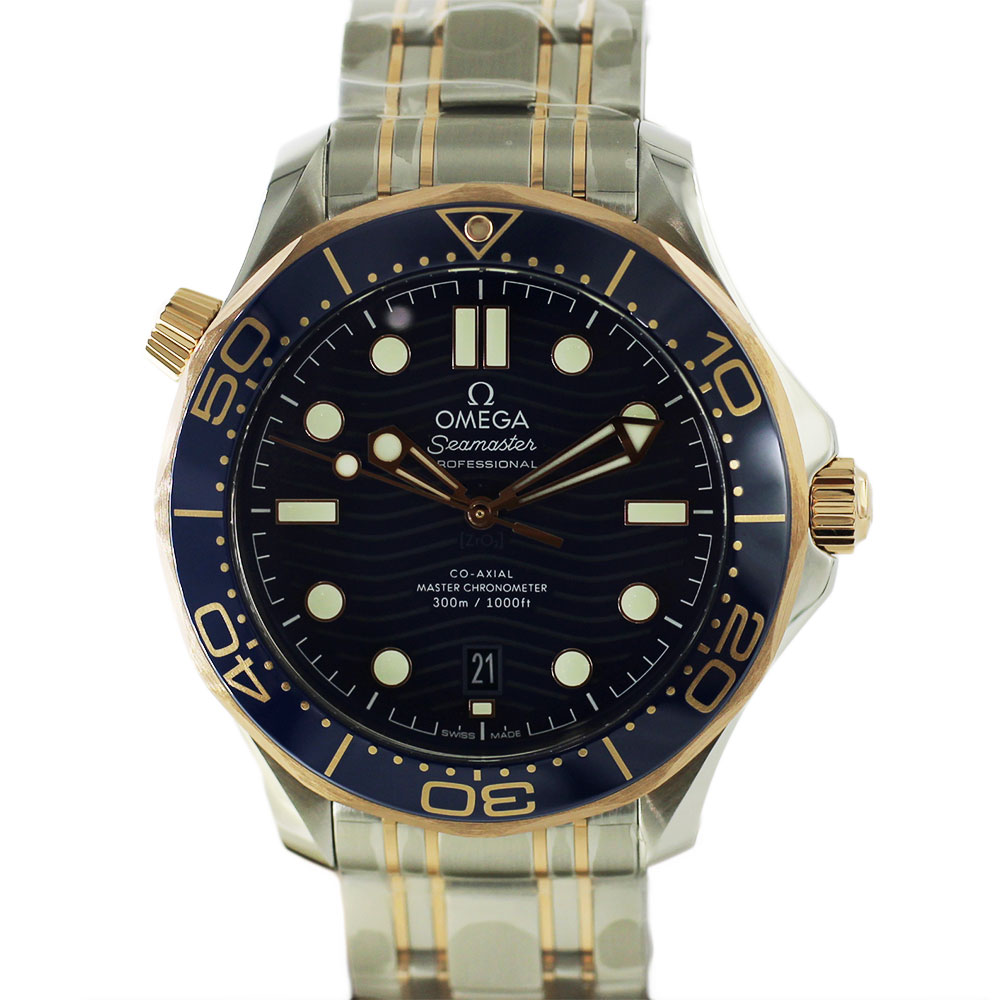 210.20.42.20.03.002 Seamaster Professional 300 Co-Axial Master Chronometer