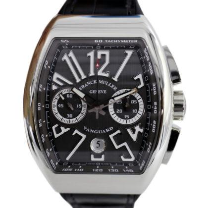V 45 CC DT AC TT Vanguard Chronograph