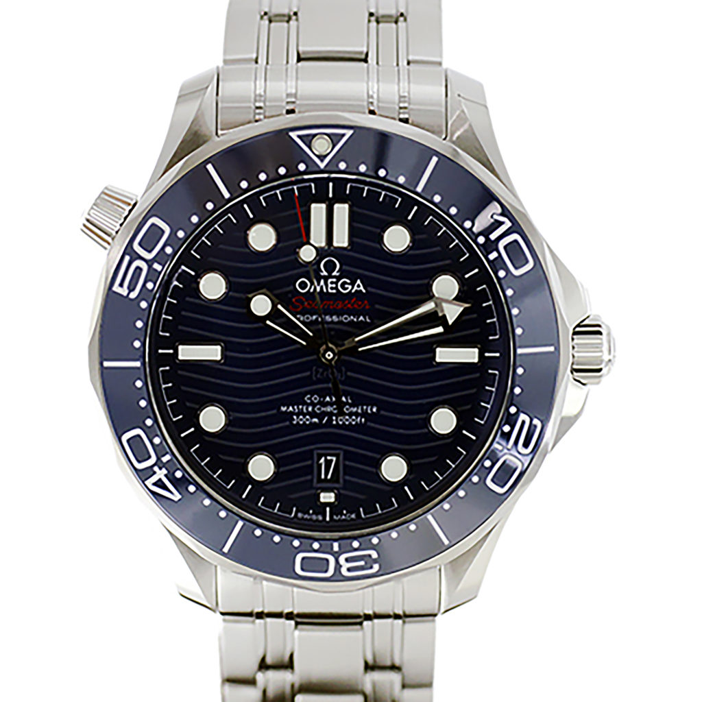 210.30.42.20.03.001 Seamaster Diver 300 Co-Axial  Master Chronometer