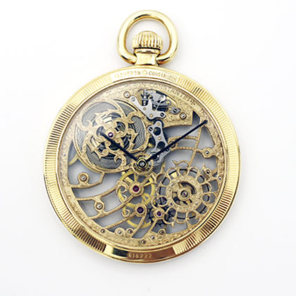57100/000 Skeleton pocket watch 50061120