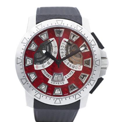 ピエールクンツ G403 SPORT スポーツ クロノ 50398005