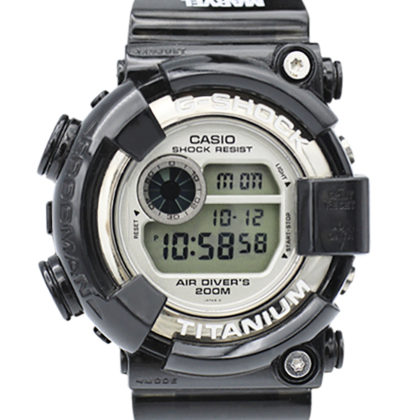 卡西歐 DW-8201WC G-Shock Frogman W.C.C.S MARVEL 50009027