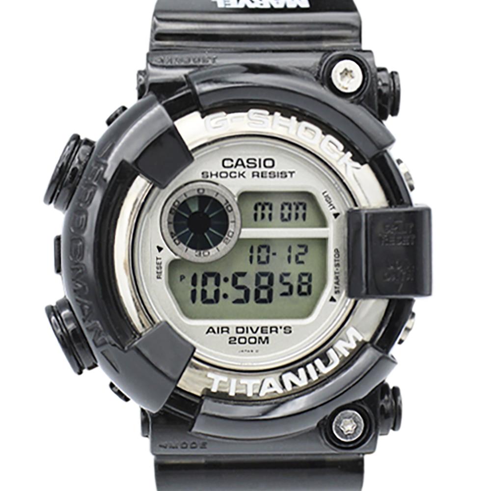 カシオ DW-8201WC Gショック フロッグマン W.C.C.S MARVEL 50009027