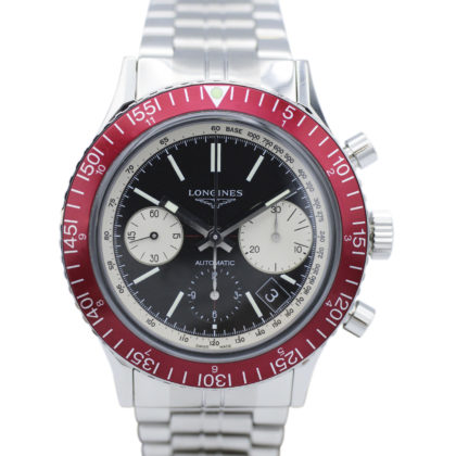 浪琴 L2.808.4.52.6 Heritage Collection Diver 1967系列 50037074