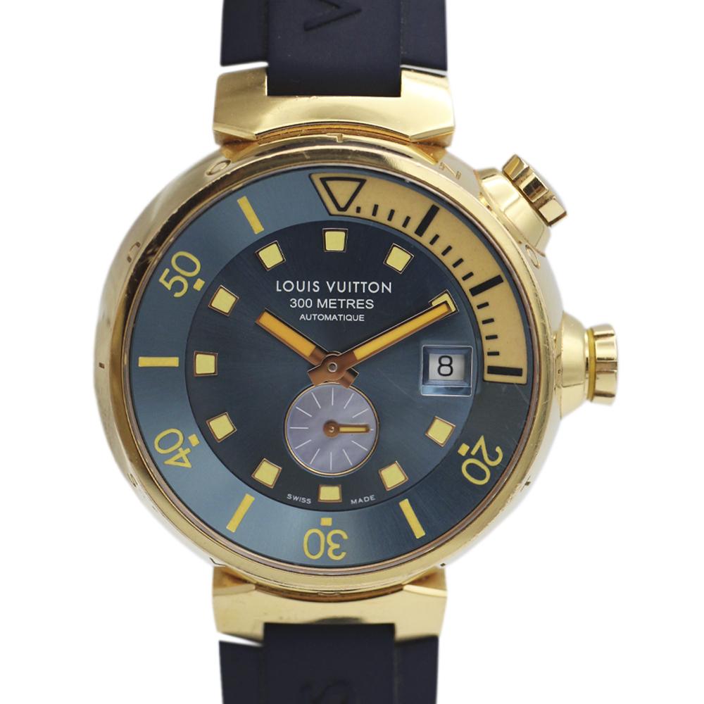 LOUIS VUITTON Q103E Tambour diver 50165069