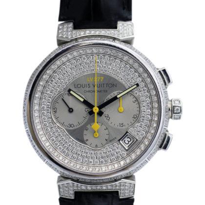 路易威登 Q114Q Tambour chronograph系列 50165070