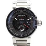 LOUIS VUITTON Q1156 タンブール GMT エボリューション 50165071