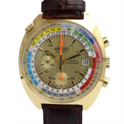 威克曼 9804 2 register chronograph 50530001