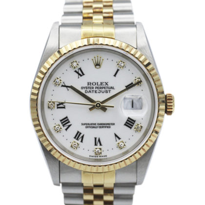 16233G Datejust 10 diamonds 55048900