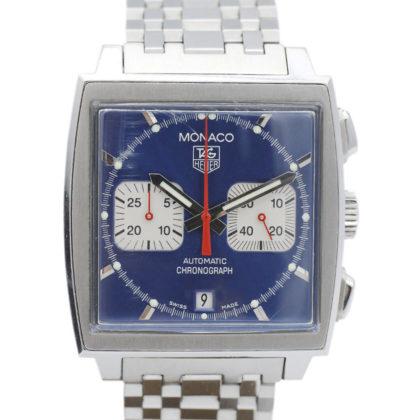 CW2113.BA0780 Monaco Chronograph Steve McQueen 50055270