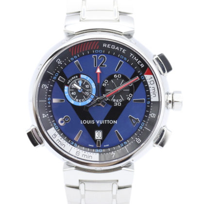 LOUIS VUITTON Q102D Tambour regatta chronograph 50165077