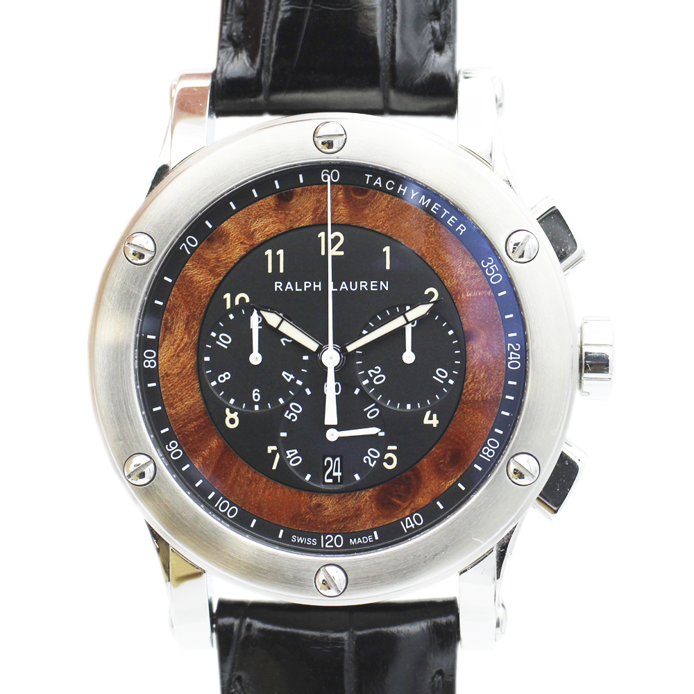 RALPH LAUREN RLR0230713 Automotive Chronograph 50102001