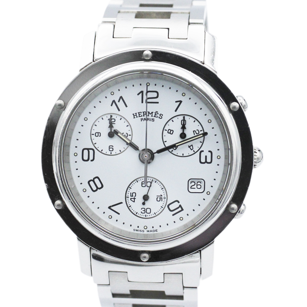 HERMES CL1.910 Clipper Chronograph 50029131