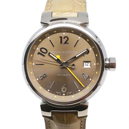 ルイ・ヴィトン Q1132 Tambour GMT 50165082