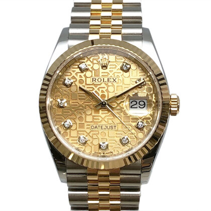 126233G Datejust 36 10diamonds 56048092