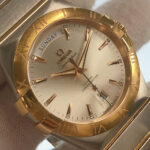 123.20.38.22.02.001 Constellation Co-Axial Chronometer Day-Date 50042810