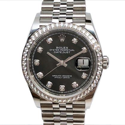 126284RBR Datejust 36 diamonds 88048006
