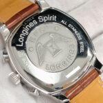 ロンジン L2.705.4 Spirit Chronograph 50037098