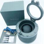 HAMILTON H77705145 Khaki Navy Open Water 88030001
