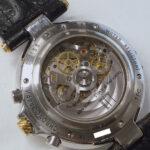 ミレニアム トリプルカレンダー クロノグラフ エルプリメロ ムーンフェイズ  50253016