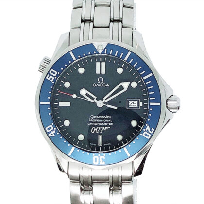 2537.80 Seamaster Professional 300 007 James Bond model Limited to 10007 50042911