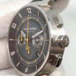 LOUIS VUITTON Q8D40 Tambour Chronograph 88165003