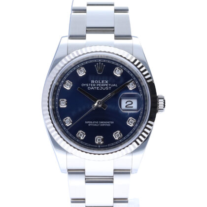 126234G Datejust 10P Diamonds 88048049